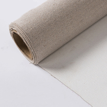 220*100cm linen canvas for painting mixed primer oil high quality layer