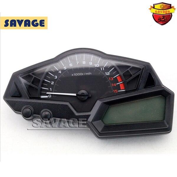 For KAWASAKI NINJA 300 EX300A 2013-2015 Motorcycle OEM Gauges Cluster Speedometer Speedo Tachometer Instrument scooter parts gauges cluster speedometer tacho odometer fits for kawasaki zrx400 zrx750 zrx1100 kmh free shipping