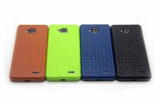 in stock Original quality goods JIAYU G3 MTK6577dual card Android  Silicon Case cover phone cases