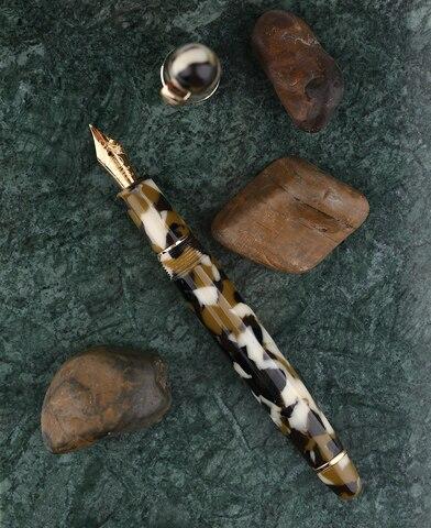 homem da lua s3 resina acrilica caneta arte marrom iridium extra fino fina ponta 0