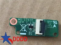 Original FOR MSI ge70 Switch board ms 1757 MS 1757F fully tested AND working perfect