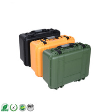 Protective Safety Toolbox Equipment Suitcase Instrument Box Waterproof Case Impact Resistant Tool Case Shockproof with Sponge