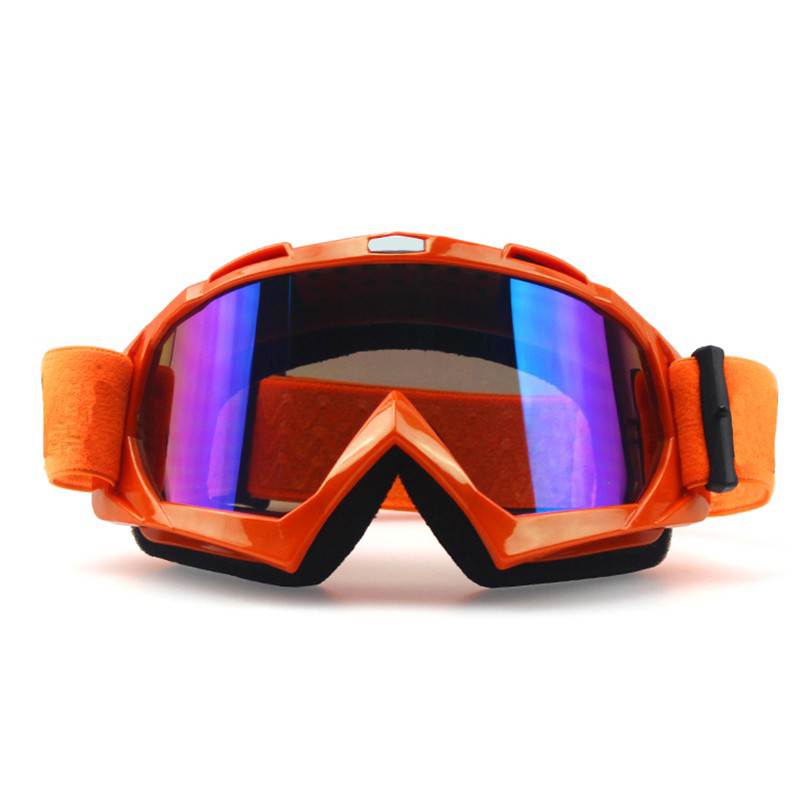 Motorcycle Bicycle Glasses Bike UV Windproof Racing Goggles Cycling Off Road Motorbike Glass