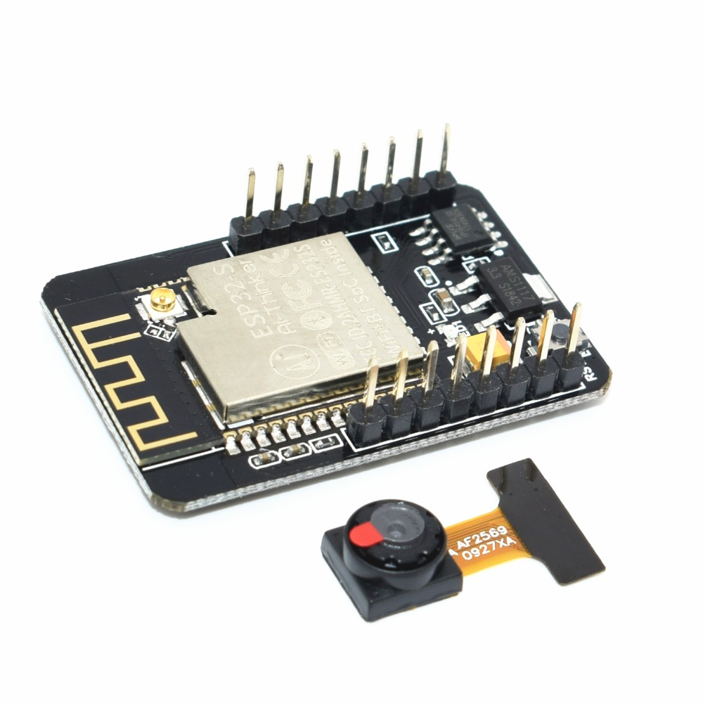 10PCS ESP32 CAM WiFi WiFi Module ESP32 serial to WiFi ESP32 CAM Development Board 5V Bluetooth with OV2640 Camera Module Nodemcu-in Integrated Circuits from Electronic Components & Supplies