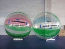 Factory price new inflatable  water walking ball/ inflatable water roller ball/zorbing water ball