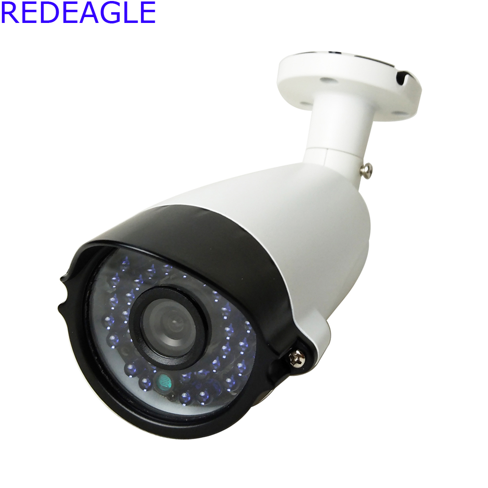 REDEAGLE 1080P 720P TVI Camera Bullet Ooutdoor IR 20m Night Vision CCTV Security HDTVI Cameras 3MP HD Lens Metal Waterproof Case analog hd 1080p tvi camera dome 720p ir 20m night vision video security surveillence indoor 3 6mm lens cctv hdtvi camera