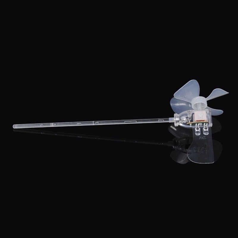 Kleinste Mini Wind Turbinen Generator LED Teaching Tools Probe Modell