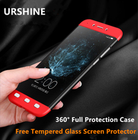 URSHINE Fitted Case For Letv 2 Le 2 LeEco X520 Shockproof Luxury 360 Degree Full Protective
