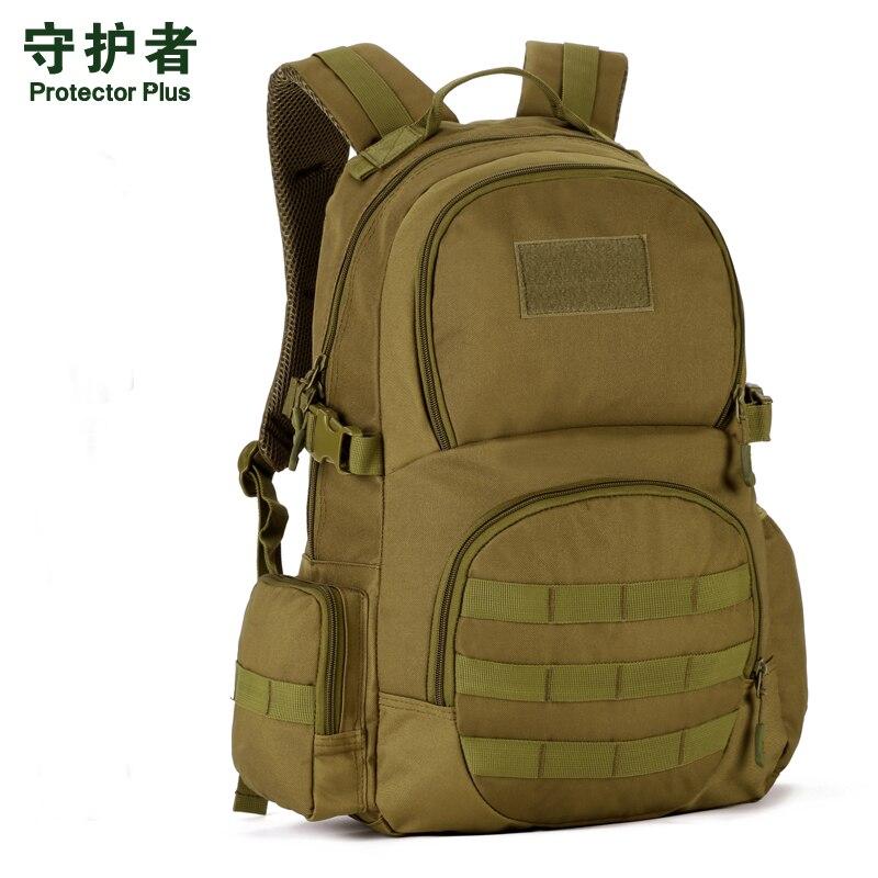 Field font b Tactical b font Hiking training Pack Outdoor bag Climbing package 30L Man Big