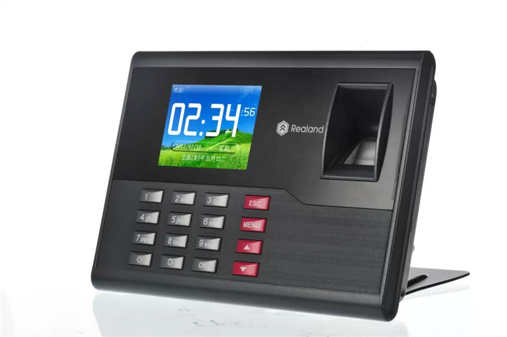 2.8 Inch Color Screen 2000 User time attendance Finger Print Password ID Card Door Access Control все цены