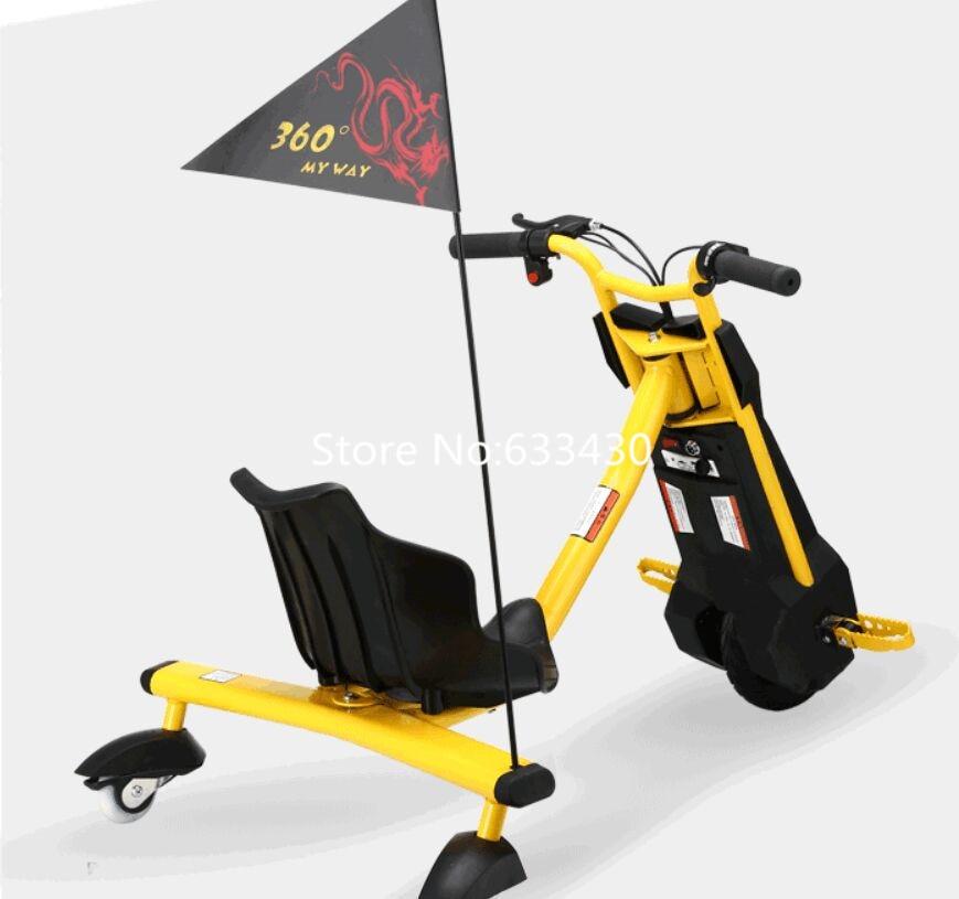 Enfants Dérive scooter enfants 3 roues scooter Électrique Avec Musique Bluetooth USB planche à roulettes scooter livraison gratuite
