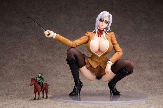 17cm Prison School Meiko Shiraki Soft Mount 1/6 Figure & Kanu Set sexy toy model