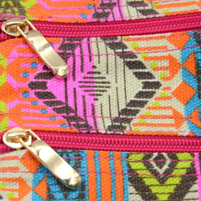 Small Sling Bag Crossbody Messenger Bag For Women Design Phone Bag Female Casual Canvas Shoulder Bag 3