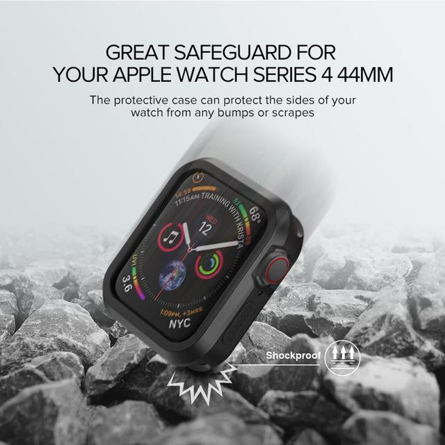 Apple Watch Protective Case 2 pcs Set