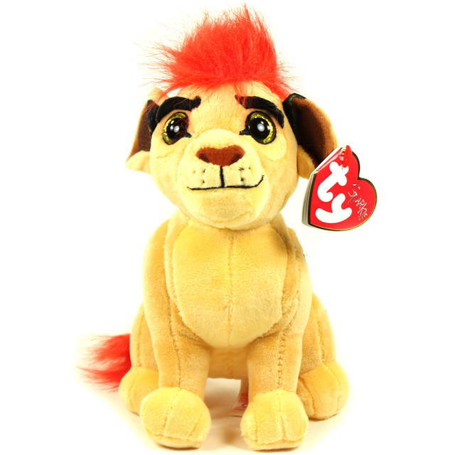 Pyoopeo Ty Lion Guard Beanie Babies 6