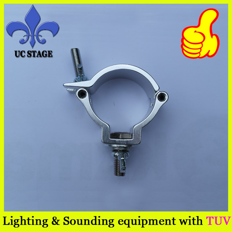 dj lighting hook global truss clamp lights mounting for truss Dia 48 51mm load capacity 100kg