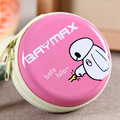 Cartoon Baymax Coin Purse Candy Color Children's Wallet Earphone Organizer Headset Charger Bags For Girls