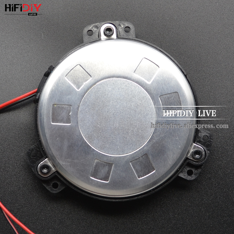 цены 3 inch 50W High Power Vibration Speaker Car Vibrator Plane Resonance Tweeter mid-bass Full Range Neighbor Music DIY 8 Ohm 86MM