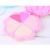 2 pçs/set Coração Doce 14 cores Shimmer da Paleta Da Sombra de Olho Cartilha Bonito rosa Crianças Compõem Kit escova de Blush Em Pó brilho Labial conjunto