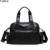 Homens de couro sacos de bagagem de viagem de alta qualidade mochila negócio saco dos homens messenger ombro sacos crossbody bolsas bolsa feminina