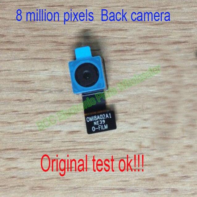 100% Оригинал! Для Xiaomi Hongmi Редми red rice 1 1 S 8MP назад сзади большой основная Камера Moudle объектив Flex Ленточный Кабель + отслеживания Нет.