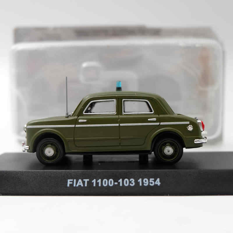 Grani & Partners 1:43 Fiat 1100-103 1954 Toys Car Models Limited Edition Collection Diecast