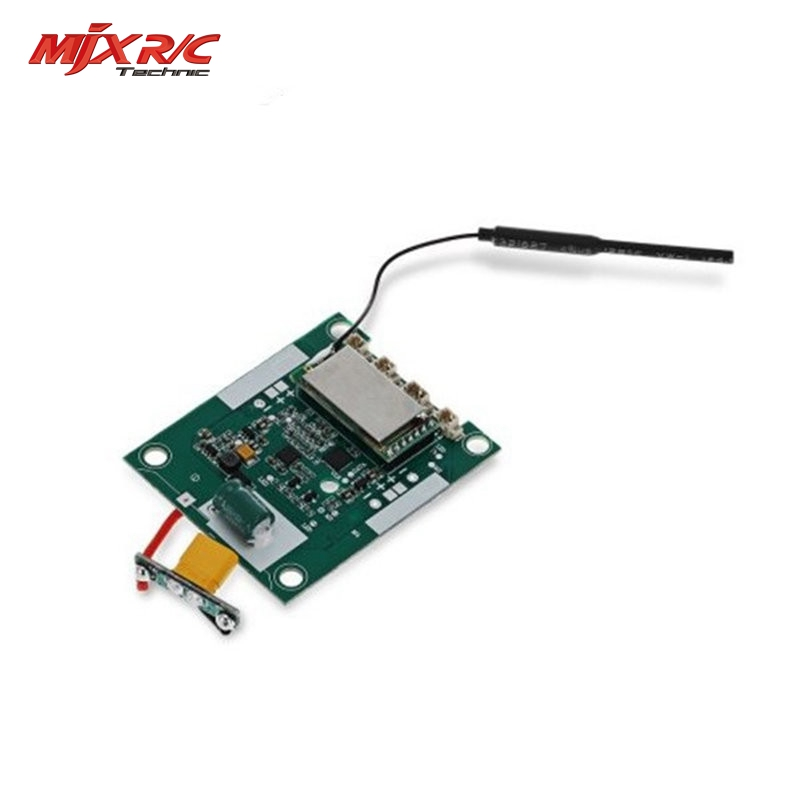 Original MJX Bugs 3 RC Quadcopter Spare Parts Receiver Board Module for Camera Drone Accessories Accs Part mini rc quadcopter spare parts receiver board max 1327 rc receiver spare parts receiver board for helic max 1327