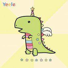 Yeele Единорог день рождения детский душ фотография Фон Персонализированные