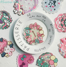 3pcs Cute Bow Strawberry Silicone Insulated Coaster Pink Creative Round Coaster Home Kitchenware plaid round coaster
