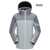 Outdoors New Ski Suit Couple Style Assault Clothes Thickening Warm Sports Ski Jacket Waterproof Ski Clothes For Unisex