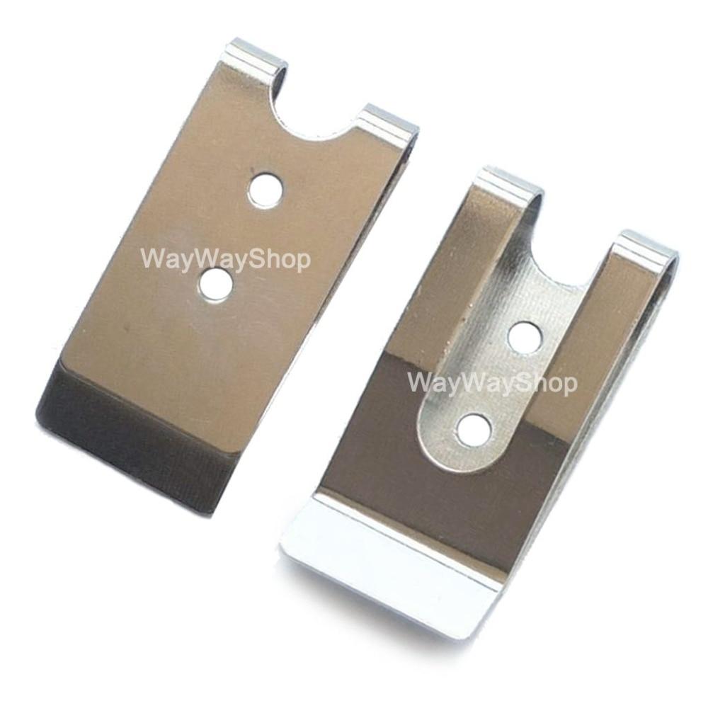 1-Inch Non-welded D Ring Metal Glide Buckle Slides Adjuster Webbing Belts Buckle,Pack of 10 by DGQ