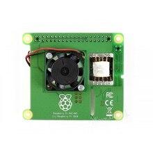 Raspberry Pi 3, modelo B +, Power over Ethernet HAT 802.3af, equipo de alimentación de red PoE, solo se requiere soporte RPI 3B +