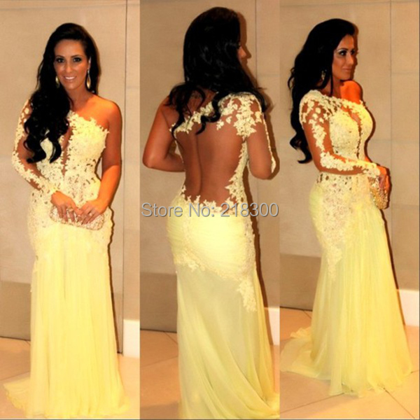 Popular Open Back Fitted Prom Dress-Buy Cheap Open Back Fitted ...