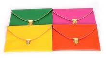 New Hot Women Envelope Clutch Chain Purse Lady Hand bag Shoulder girl Bag Gift
