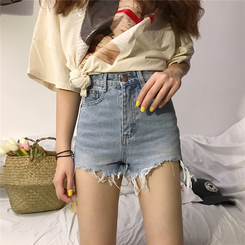 Cheap wholesale 2020 new Spring Summer Autumn  Hot selling women's fashion casual sexy shorts outerwear MC344