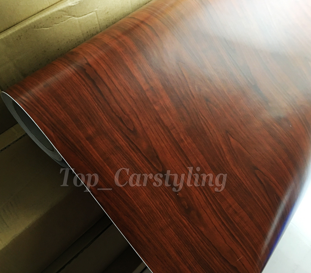 Dark Brown Wood Grain Textured Vinyl Wrap pellicola Sheet Film Car     Dark Brown Wood Grain Textured Vinyl Wrap pellicola Sheet Film Car  stylingTeak Woodgrain With Air bubble Free size 1 52x20m Roll on  Aliexpress com   Alibaba