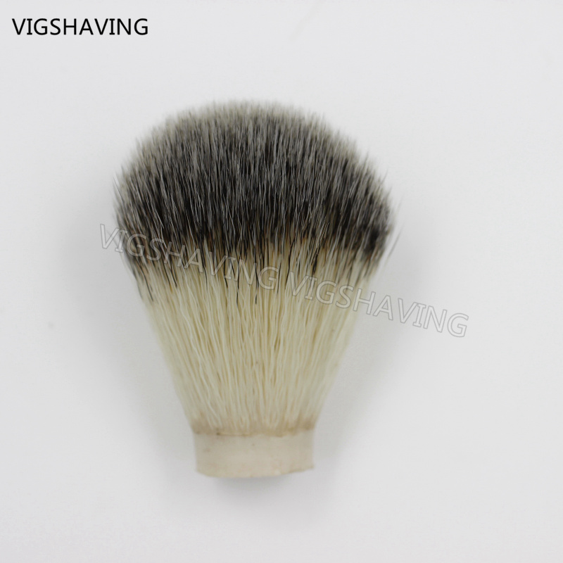 VIGSHAVING 20mm/21mm/22mm/23.5mm Synthetic Nylon Hair Shaving Brush Knots