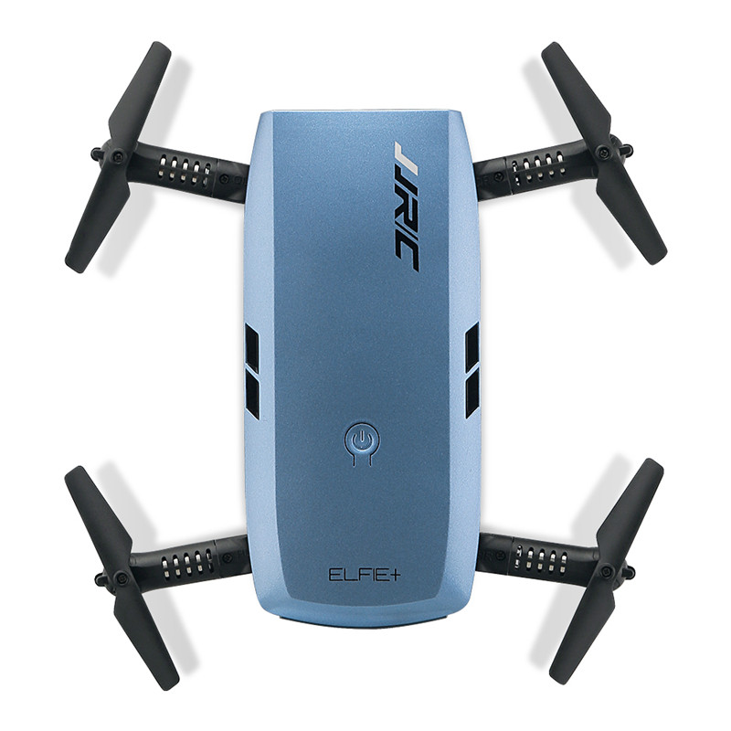 In Stock! JJR/C JJRC H47 ELFIE Plus with HD Camera Upgraded Foldable Arm RC Drone Quadcopter Helicopter VS H37 Mini Eachine E56 4