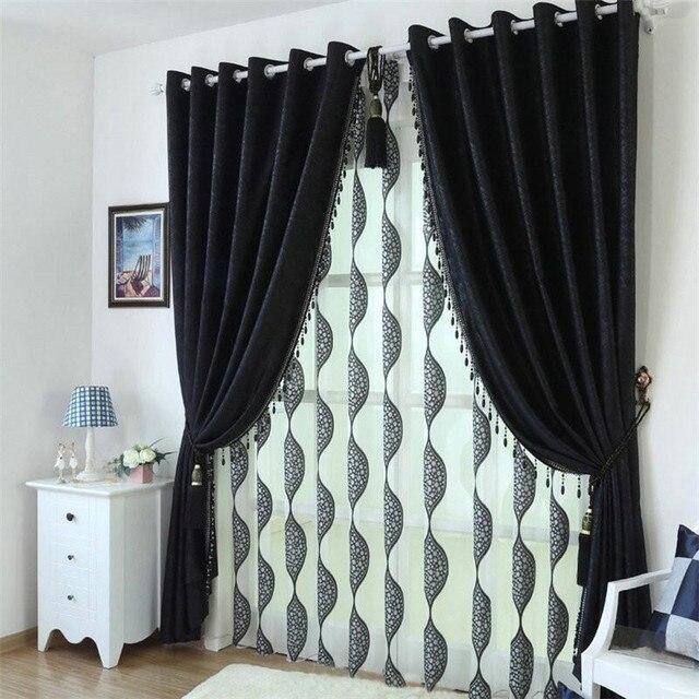 Aliexpress.com : Buy Black Beauty Modern Living Room Bedroom Full ...