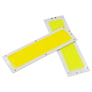 Image 3 - Sumbulbs 120x36MM 1300LM Ultra Bright LED Light Source 12V 12W COB Lamp for 12V Lights DIY Waterproof LED Chip Module Bulb Strip