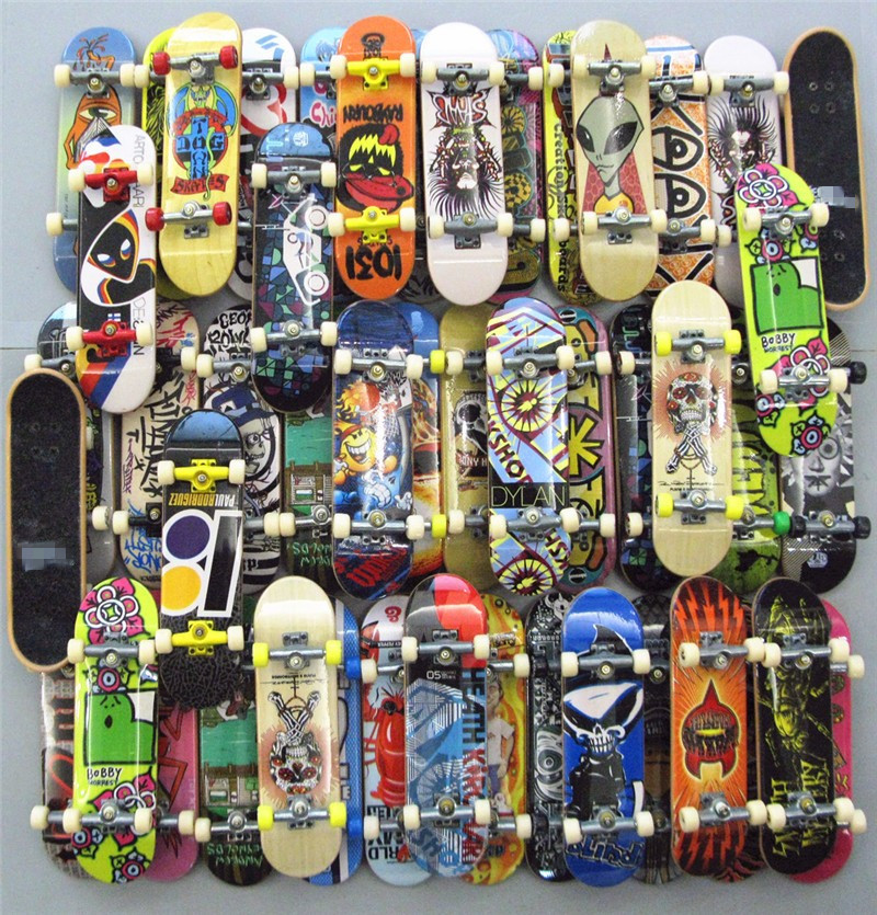 Aliexpress.com : Buy 50pcs Random Fingerboard 96mm mini