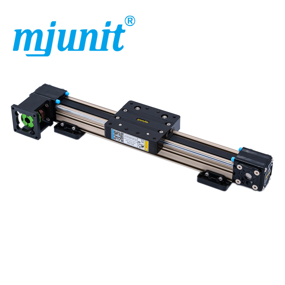 mjunit MJ40 linear guideway system with 300mm stroke mjunit mj40 miniature linear guideway with 400mm stroke