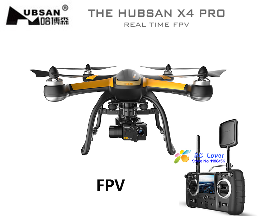 Hubsan X4 Pro H109S Standard Edition 5.8G FPV With 1080P HD Camera 1 Axle Gimbal GPS RC Quadcopter RTF Black Mode 2