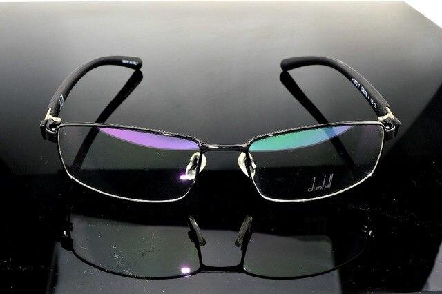 = ЛЮКС = Pure Titanium ультра легкий вес Коммерческих черный пользовательские Очки кадров-1-1.5-2-2.5-3-3.5-4-4.5-5-5.5-6-7