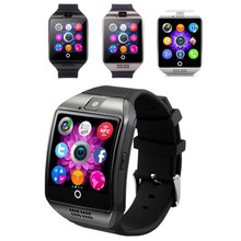 2016 New Smart Waterproof Bluetooth Smart Wrist Watch GSM SIM Card Phone For Android Samsung LG IOS iPhone