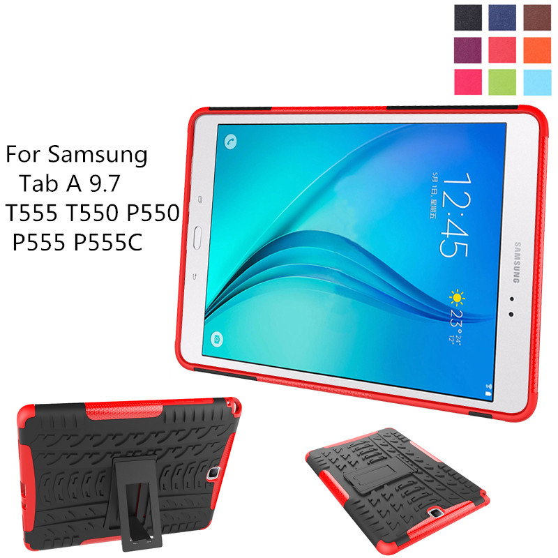 Nº New! Perfect quality samsung sm t555 in tablet pc and get
