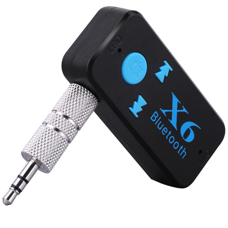 100% Wahr Bluetooth Stereo Sound Adapter Karte Bluetooth Receiver Stereo Aux Auto Mobile Audio Adapter 3,5mm Auto Audio Empfänger 100% Original