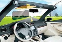 HD Car Sun Visor Goggles For Driver Day Night Anti Dazzle Mirror Sun Visors Clear View