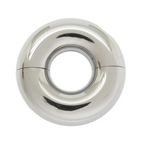 Surgical Steel Body Piercing Tribal Dream Ring 8mm X 10mm