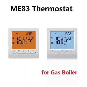 MINCO HEAT ME83 Gas Boiler Thermostat 3A LCD Digital Programmable Temperature Controller(China)